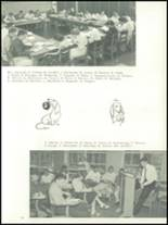 1959 Almont High School Yearbook Page 34 & 35