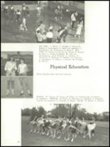 1959 Almont High School Yearbook Page 38 & 39