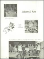 1959 Almont High School Yearbook Page 44 & 45