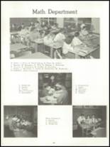 1959 Almont High School Yearbook Page 48 & 49