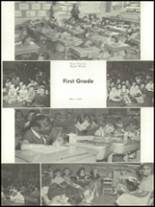 1959 Almont High School Yearbook Page 56 & 57