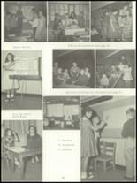 1959 Almont High School Yearbook Page 58 & 59