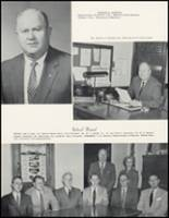 1956 Chillicothe High School Yearbook Page 10 & 11