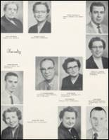 1956 Chillicothe High School Yearbook Page 12 & 13