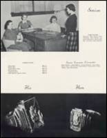 1956 Chillicothe High School Yearbook Page 14 & 15