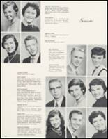 1956 Chillicothe High School Yearbook Page 16 & 17