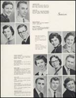 1956 Chillicothe High School Yearbook Page 18 & 19