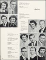 1956 Chillicothe High School Yearbook Page 20 & 21