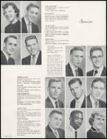 1956 Chillicothe High School Yearbook Page 22 & 23