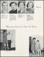 1956 Chillicothe High School Yearbook Page 24 & 25