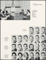 1956 Chillicothe High School Yearbook Page 32 & 33
