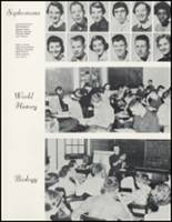 1956 Chillicothe High School Yearbook Page 34 & 35