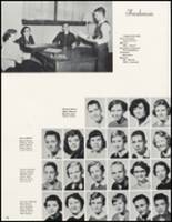 1956 Chillicothe High School Yearbook Page 36 & 37