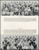 1956 Chillicothe High School Yearbook Page 50 & 51