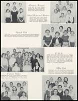 1956 Chillicothe High School Yearbook Page 54 & 55