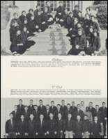 1956 Chillicothe High School Yearbook Page 56 & 57