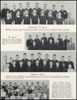 1956 Chillicothe High School Yearbook Page 70 & 71
