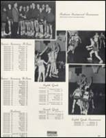 1956 Chillicothe High School Yearbook Page 72 & 73