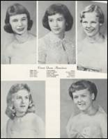 1956 Chillicothe High School Yearbook Page 86 & 87
