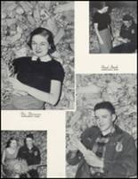 1956 Chillicothe High School Yearbook Page 88 & 89