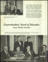 1954 Redmond High School Yearbook Page 14 & 15