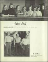 1954 Redmond High School Yearbook Page 18 & 19