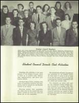 1954 Redmond High School Yearbook Page 22 & 23