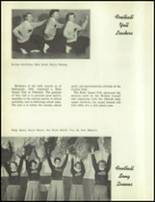 1954 Redmond High School Yearbook Page 24 & 25