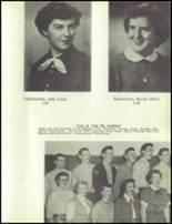 1954 Redmond High School Yearbook Page 28 & 29