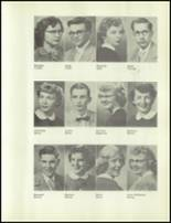 1954 Redmond High School Yearbook Page 30 & 31