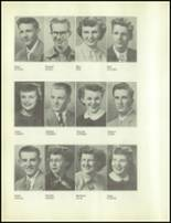 1954 Redmond High School Yearbook Page 32 & 33