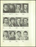 1954 Redmond High School Yearbook Page 34 & 35