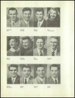 1954 Redmond High School Yearbook Page 38 & 39