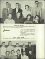1954 Redmond High School Yearbook Page 42 & 43