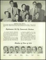 1954 Redmond High School Yearbook Page 46 & 47
