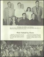 1954 Redmond High School Yearbook Page 50 & 51