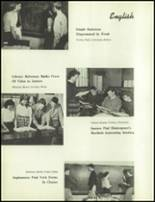 1954 Redmond High School Yearbook Page 58 & 59