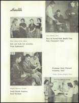 1954 Redmond High School Yearbook Page 60 & 61