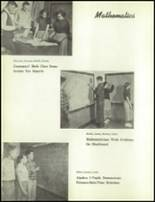 1954 Redmond High School Yearbook Page 66 & 67