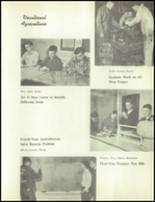 1954 Redmond High School Yearbook Page 68 & 69