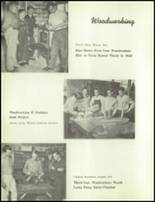 1954 Redmond High School Yearbook Page 70 & 71