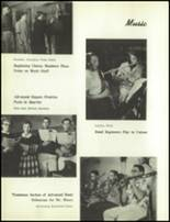 1954 Redmond High School Yearbook Page 74 & 75