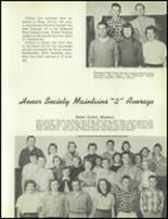 1954 Redmond High School Yearbook Page 78 & 79