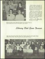 1954 Redmond High School Yearbook Page 80 & 81
