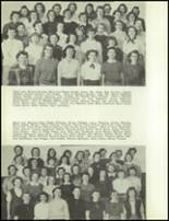 1954 Redmond High School Yearbook Page 82 & 83