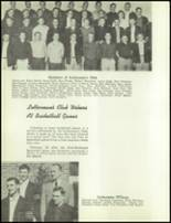 1954 Redmond High School Yearbook Page 90 & 91
