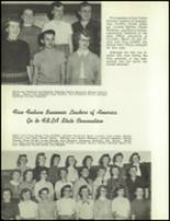 1954 Redmond High School Yearbook Page 92 & 93