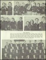 1954 Redmond High School Yearbook Page 96 & 97