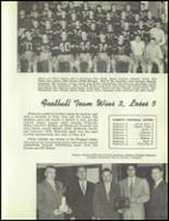 1954 Redmond High School Yearbook Page 100 & 101