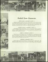 1954 Redmond High School Yearbook Page 102 & 103